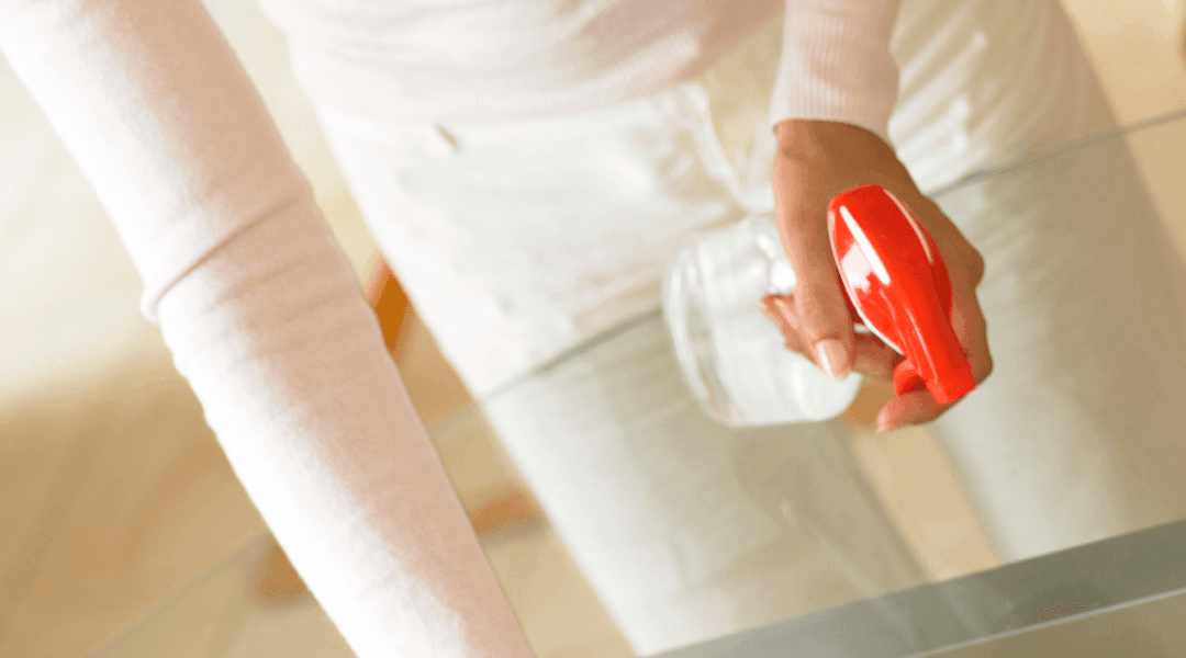 Switching To Green Cleaning: All Purpose Cleaning Spray