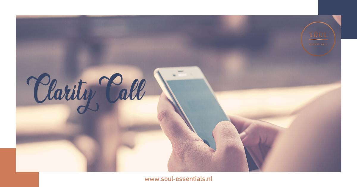 clarity call soul essentials