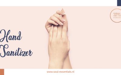 Simple diy hands clean: keeping it natural